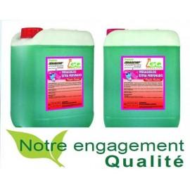 Nettoyant Sols Triple Action Extra Parfume 5L