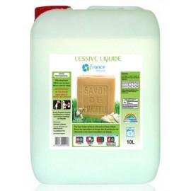 Lessive liquide au savon de Marseille 10L